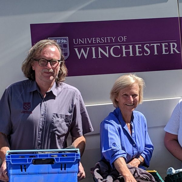 University of Winchester donation