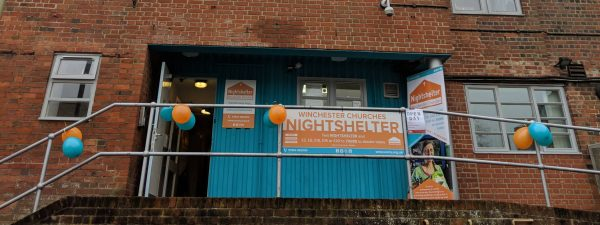 Winchester Nightshelter Open Day