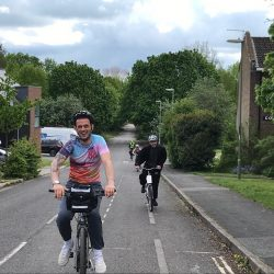 Rides for wellbeing